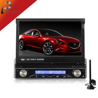 Universal 7'' 1 Din Car Audio DVD GPS Navigation With Autoradio 3G Audio Pc Stereo Radio DVD Automotico Head Unit Car Styling
