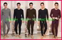 Best Fahion Winter thermal underwear man,Anti-bacteria,Super warm men's thermal underwear,Long Johns,fleece thermal underwear