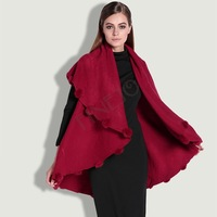 New Arrival Spring And Autumn Sweater Women Cardigan Knitted Plus Size Wool Poncho Batwing Cardigan Women Floral Sweater