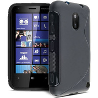 S Line TPU GEL Case Cover  for Nokia Lumia 620