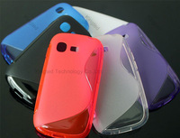 S Line TPU GEL Case Cover  for Samsung Galaxy Pocket Neo S5310