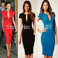 100% Brand New Women Summer Bandage Dress,Ladies Fashion Office Bodycon Dress,Sexy Latest Dress Designs Vestidos Women Work Wear