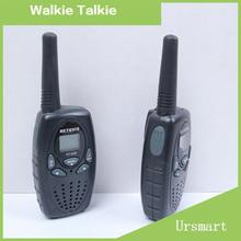2 PCS  RT-628 Single Frequency Mini pair Twintalker 0.8W 400-470 kMz Ham Two Way Radio Fortable Walkie Talkie