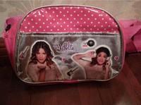 5pcs/lot 2014 arrival children's  Violetta Printed tote handbag mesage bag for kids girl free shipping birthday chiristmas gifts