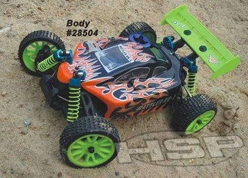 2ch 2.4G system Cars 1/16th Scale 4WD Nitro Buggy RTR HSP Nitro car 94285