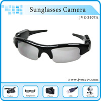 sunglasses camera,video glasses camera,eyewear camera,JVE-3107A Max 32GB ,HK Free Shipping With Retail Box Wholesale On Line