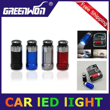 2014 LED Rechargeable Car Cigarette Lighter Torch Mini Focus Flashlight Socket F133