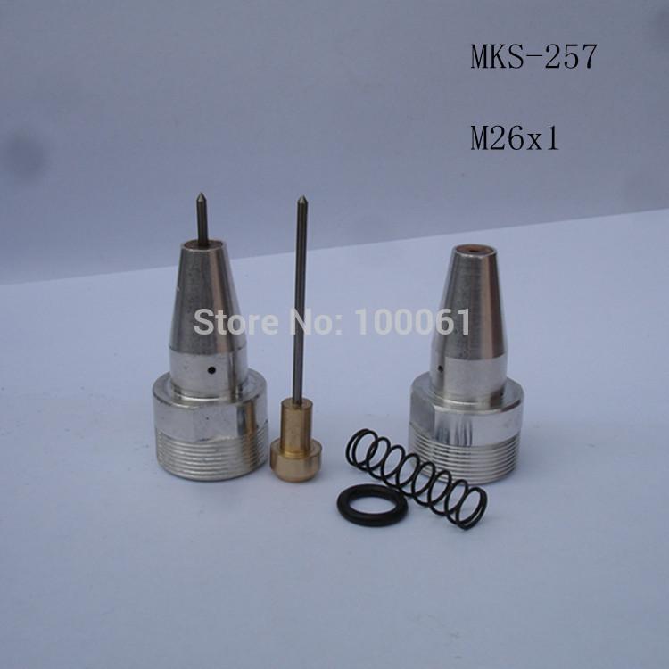 2x57mm pinos máquina pneumática marcação para a marcação do(China (Mainland))