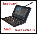 touch screen+keyboard disscount shipping 7' VIA 8650  android2.2 netbook 5 color dropship welcomed(China (Mainland))