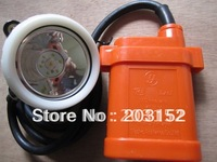 LED lithium battery miner's light(CE/Exs I certification,IP67,KL5LM,free shipping)