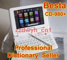 have Cantonese Human Voice + BESTA CD-980+ Handwriting English Chinese Electronic Dictionary Translator(China (Mainland))