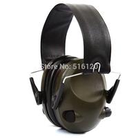 Free shipping(1 pc) Anti-noise IPSC Impact Sport Hunting Soundproof Earmuff Shooting Ear Protectors hearing protector Earmuffs