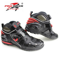 Free Shipping NEW Arrival Probiker Men Motorcycle Racing Riding Boots SPEED Sport Icon Bike Boot Shoes Size 40-45 50% OFF