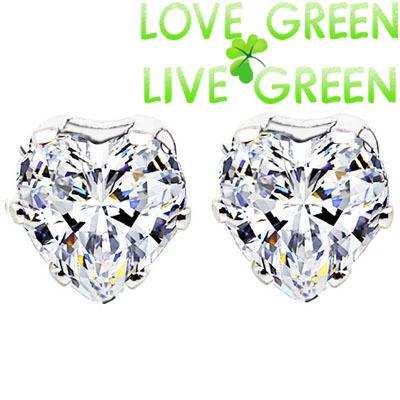 Серьги-гвоздики LOVE GREEN LIVE GREEN 18k s 4064 NTEAR4064 григорий лепс парус live