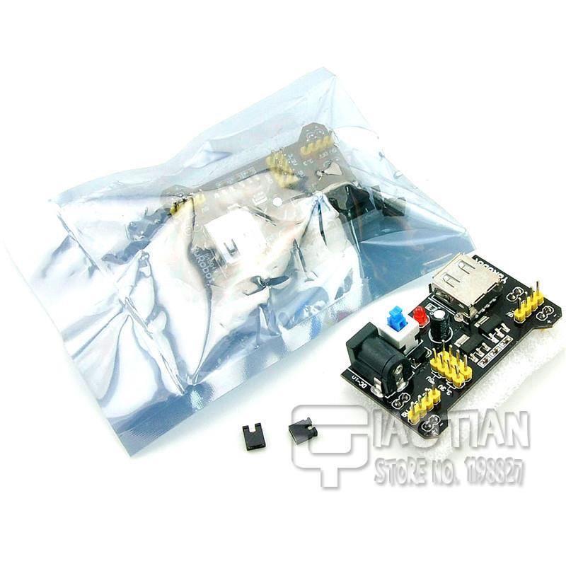 Электронные запчасти QIAOTIAN 3.3v 5V MB102 DIY интегральная микросхема 830 pcb mb 102 mb102 diy