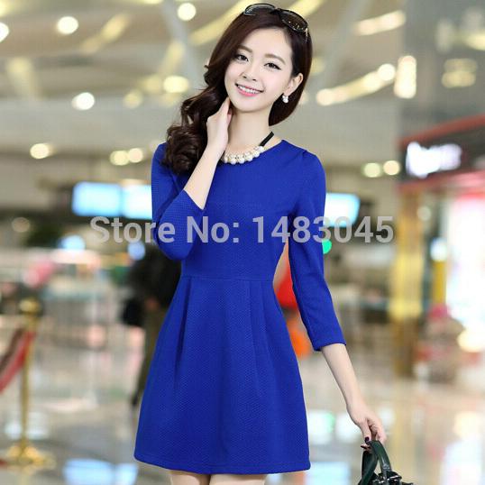 все цены на Женское платье Unbranded 2015 3/4 m l XL xXL vc21 онлайн