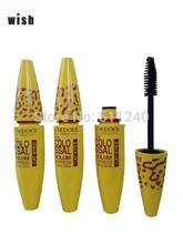 Bonito Leopard Mascara transplante Gel Makeup Set curvex rímel à prova d ' água impecável(China (Mainland))