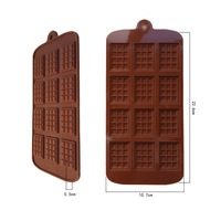 Classic 12 small oven dedicated aliexpress Hua Fu chocolate silicone mold sources