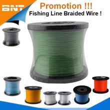 Isca como presente 4 trançado 500 M linha de pesca marca pesca Strong japão Multifilament PE trançado de pesca Line10 20 30 40 60 80 100LB(China (Mainland))