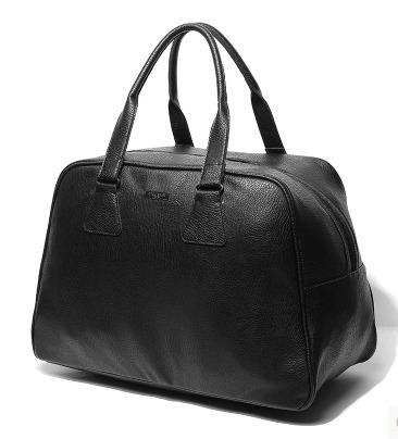 2015 Brand Fashion Sports Bag Waterproof Pu Leather Duffle bags men Travel Bags Black Travel Bag luxury oversized zipper style(China (Mainland))
