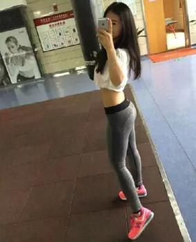 Женские брюки для фитнеса, колготки для йоги, спортивные колготки, модные спортивные леггинсы Deportiva