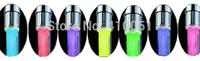 LED Water Faucet Temperature Sensor Light 7 Colors Change Glow Shower Stream Tap