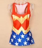 Europe 3D Digital printing women tshirt women top sexy summer t shirts for girls american apparel Dropshipping  XY019