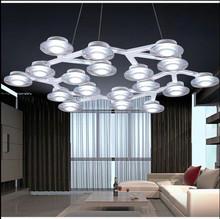 modern Chandelier lamp 18bulbs  DNA Molecular  pendant  residential dinning lighting Fixtures(China (Mainland))