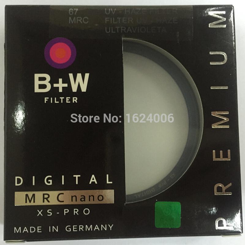 2015 NEW Arrive B + W 67mm UV Multilayer Coating Camera Filter For SLR Camera Lens(China (Mainland))