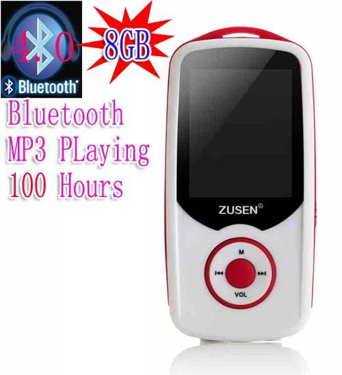 MP3-плеер RUIZU Bluetooth MP3 8GB 1,8/100h MP3 X10 михаил круг трофим воровайки 100 дорог 100 хитов mp3