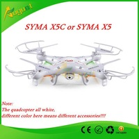 RC Helicopter syma x5c-1 (Upgrade version syma x5c) 6 Axis GYRO Drone Quadcopter with 2MP HD Camera or Syma X5C without camera