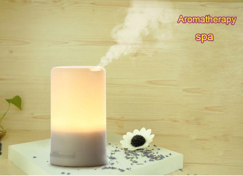 2015 Hot Sales:High Quality Ultrasonic Aromatherapy Machine Car Humidifier Heater Aroma Diffuser Dim LED Light Lamp Timer E0348(China (Mainland))