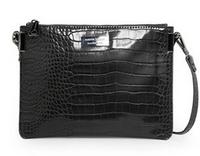 Women's leather envelope shoulder bags ladies small vintage handbags crossbody sling messenger bag 2015 designer MANGO satchels