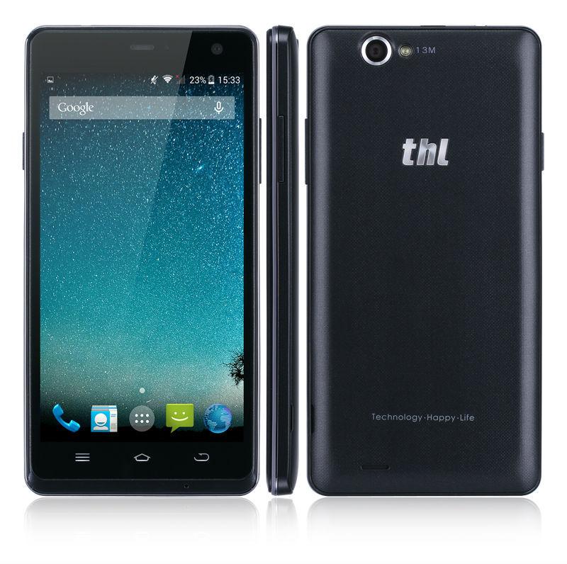 Thl 5000 мобильный телефон MTK6592 Octa ядро Android4.4.2 tablet 5.0