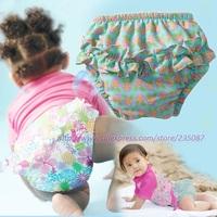 Retail (0-2Y) infant swimwear Baby Girls Cloth Swim Diaper, i play Ultimate Snap Swim Diaper, infant swim trunks free shipping