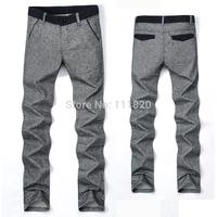 2015 New Men's Linen Pants high quality cotton  men Casual Pants Linen Men's Clothing pants Size Breathable Linen trousers