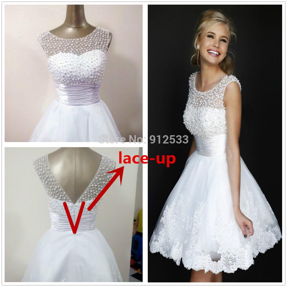 Короткие Американские Свадебные Платья