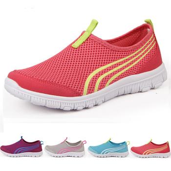 2015 тапок женщин леди свободного покроя спортивная обувь мужчины zapatillas Mujer ...
