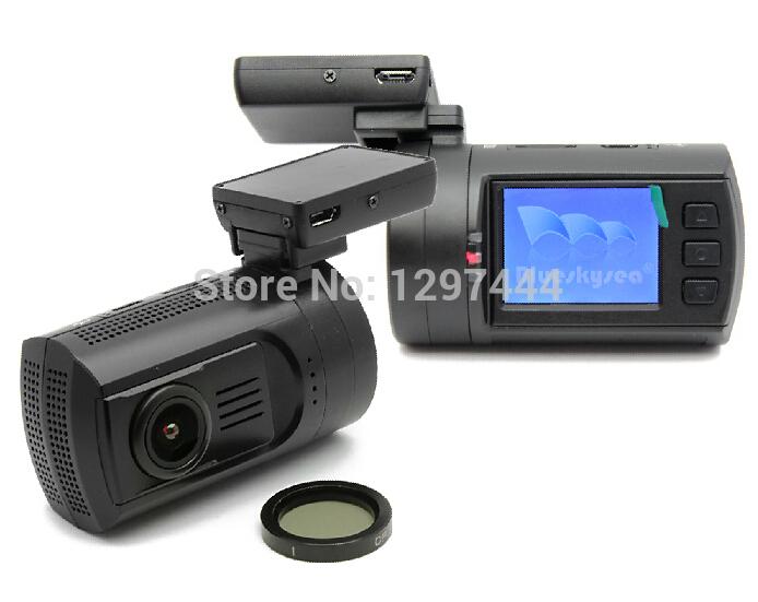 Автомобильный видеорегистратор CPL + 0806 FHD 1296P Ambarella A7LA50 OV4689 DVR w/GPS