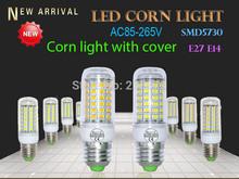 Лампы из светодиодов E27 / E14 / B22 из светодиодов мозоли сид из светодиодов лампа SMD5730 220 В 110 В 3 Вт 5 Вт 7 Вт 9 Вт 10 Вт 12 Вт 15 Вт 18 Вт 25 Вт 30 Вт 40 Вт 50 Вт SMD2835