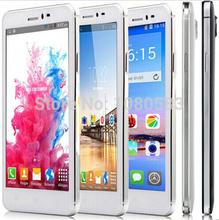 5 '' Android 4.4.2 MTK6572 Dual Core 598,0 ~ 1209.0MHz RAM 512 Mo de ROM 4 Go débloqué quadribande AT & T Smartphone GPS capacitif WCDMA(China (Mainland))