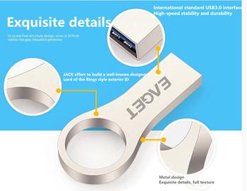 Высокоскоростной USB флэш-накопитель 4 ГБ 8 ГБ 16 ГБ 32 ГБ 64 ГБ USB 3.0 устройства хранения Pendrive флэш-накопитель 64 ГБ диск устройства хранения