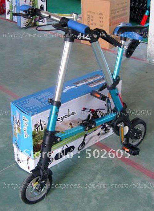 Collapsible Bikes Lightweight folding bike Lightweight