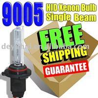 9005 HB3 hid xenon bulb wholesale auto xenon HID light  12V 35W  normal colour white