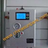 SP166 solar water heating system pump station