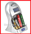 New style  aaa alkaline battery charger for digital camera(like sony and canon) Multifunction charger,save money Free shipping
