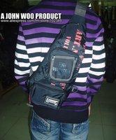 fashion sling bag, Nylon cross body bag,Adjustable strape,outdoor sports backpacks,[Fashion Depot]