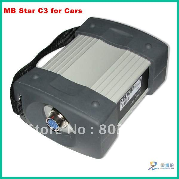 Multi-language MB Star C3 with Latest Software(China (Mainland))