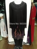 KA10252338  free shipping New Arrival Fashion muslim dress,islamic abaya,muslim abaya,islamic dress