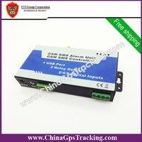 DHL Free shipping! Wireless SMS Remote Control gsm home burglar alarm System, quad band with SIM card RTU22